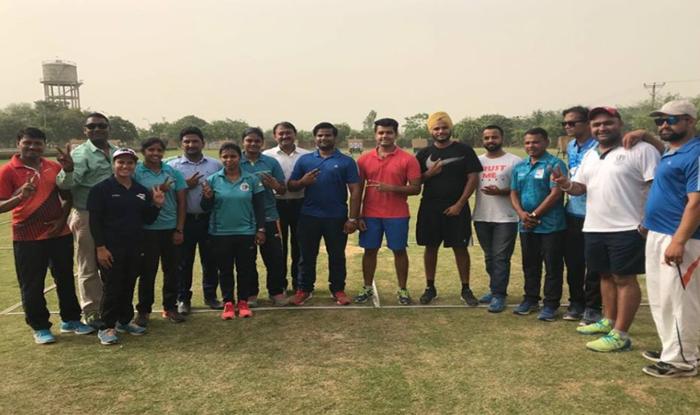 India archery squad kreedon