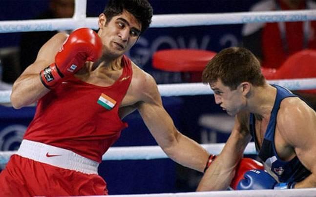 Sport - boxing