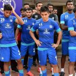 Is the Indian Men's Football Team out of Asian Games?