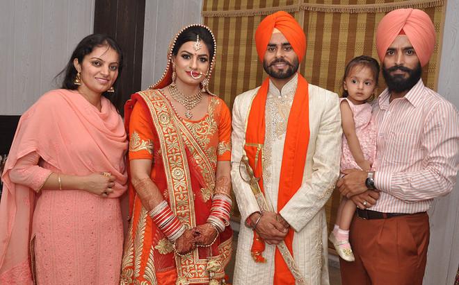 Sports Couples - Manjeet Kaur and Gurvinder Singh Chandi