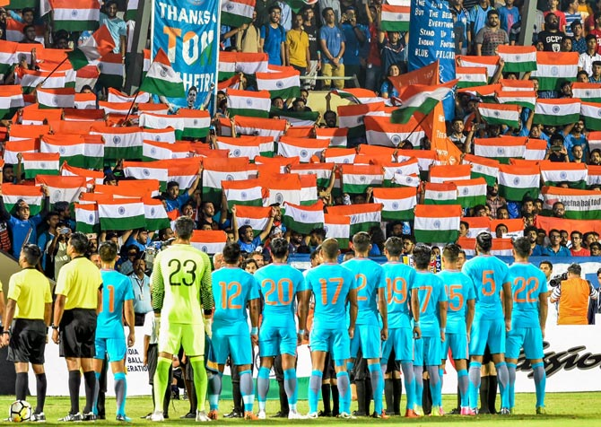 India at FIFA World Cup kreedon