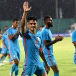 Sunil Chhetri Inspires the Indian Football Team to Victory in Intercontinental Cup