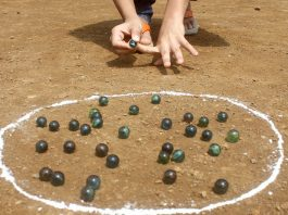 Kancha - Traditional Games