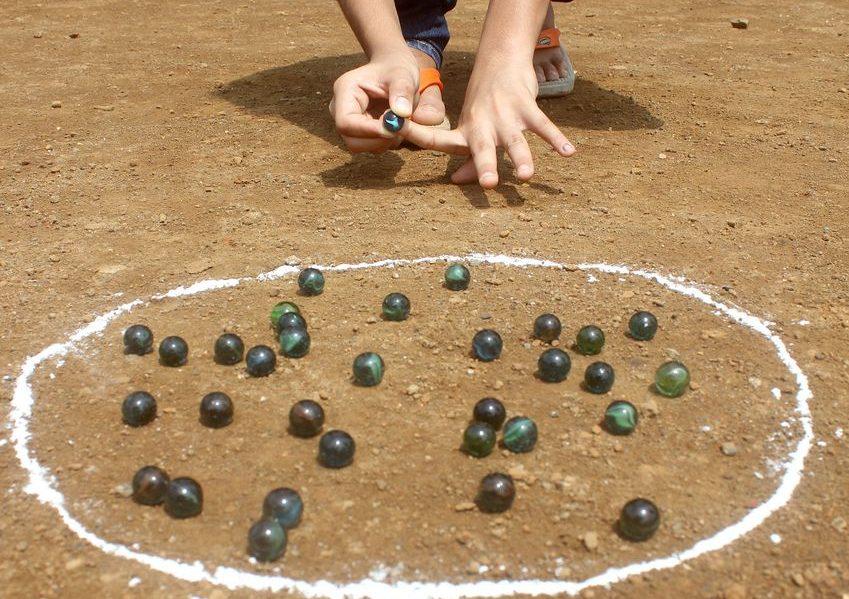 Kancha - Traditional Games