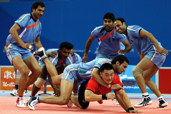 Sports - Kabaddi