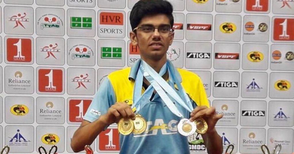 Manav Thakkar kreedon
