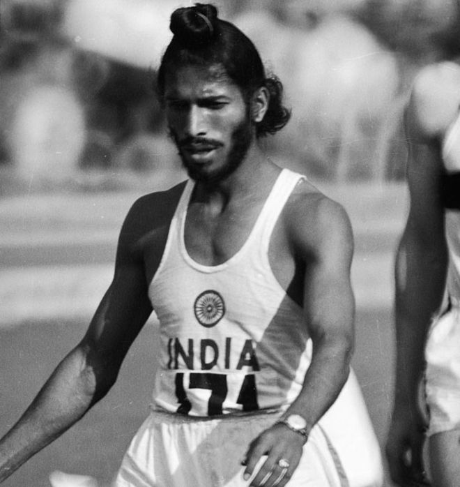 Milkha Singh - Track and field Athlete
