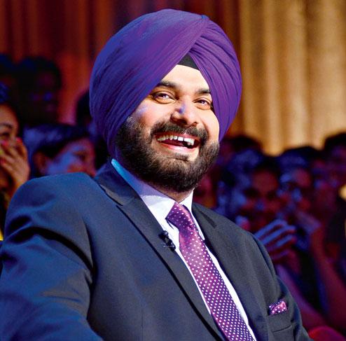 Navjot Singh Sidhu - Sports person