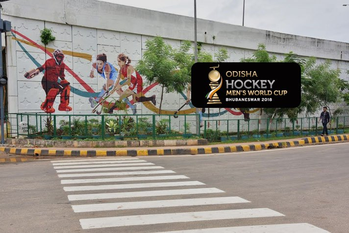 Men's Hockey World Cup kreedon