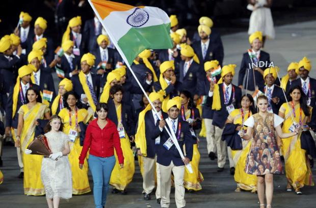 Embarrassing sports moment - Olympics