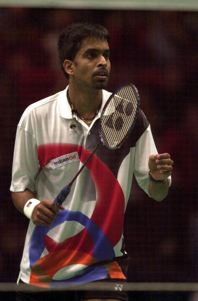 Pulella Gopichand - Switched from Cricket