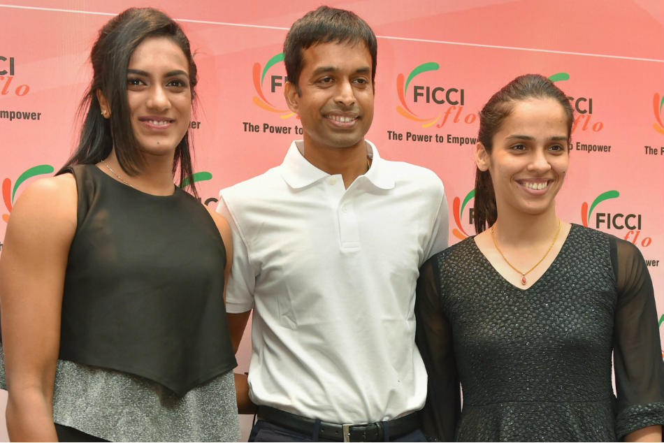 saina and sindhu kreedon