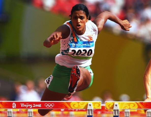 J.J. Shobha -Track and field Athlete