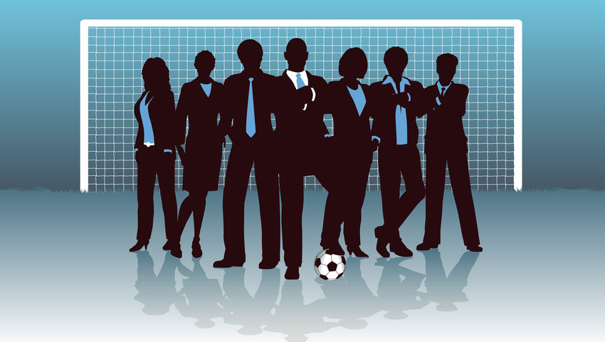 Sports career - Sports manager