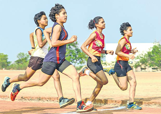 indian athletics kreedon