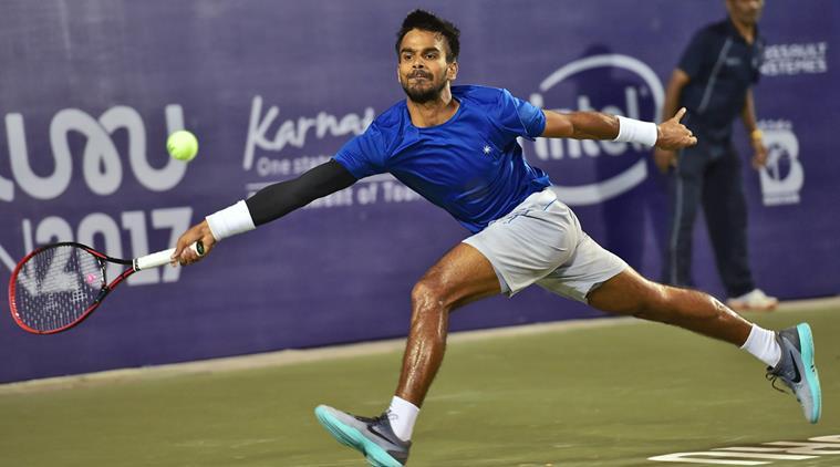 Sumit Nangal - Indian Tennis Squad KreedOn