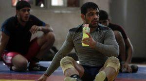 Sushil Kumar, training -KreedOn.