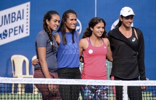 indian tennis squad kreedon
