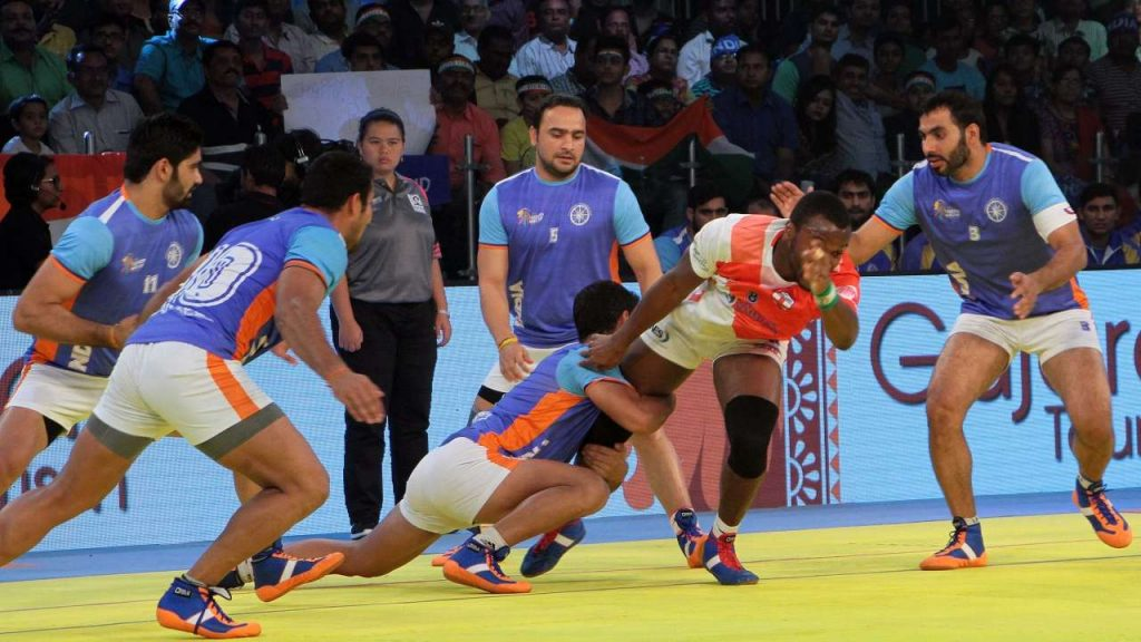 World Kabaddi Masters