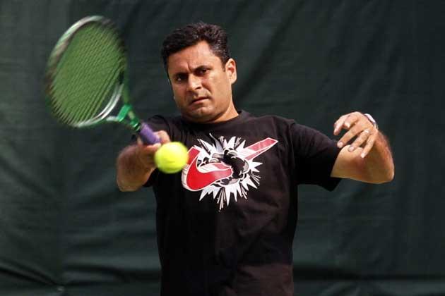 indian tennis squad