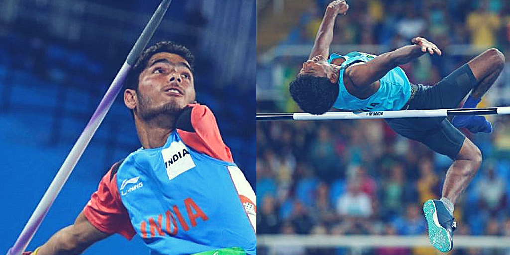 Awesome Paralympic Indian Athletes KreedOn
