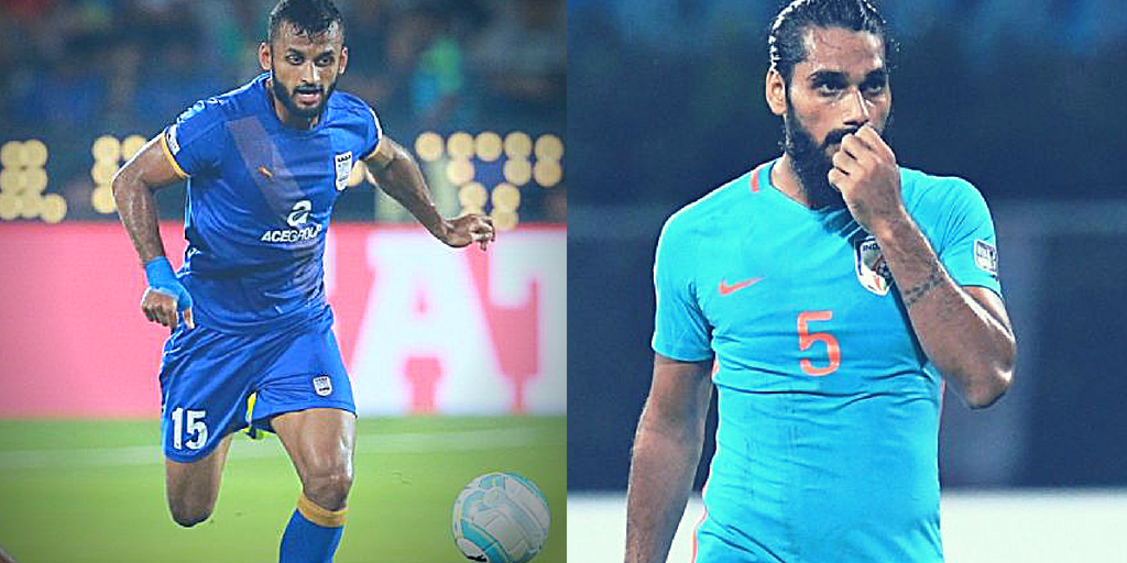 Indian Football Players