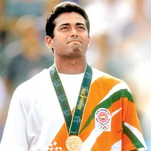 India at Olympics - Leander Paes