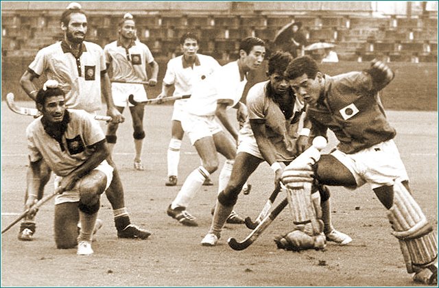 Indian Hockey - Asian Games 1966