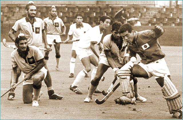 Indian Hockey - Asian Games 1966