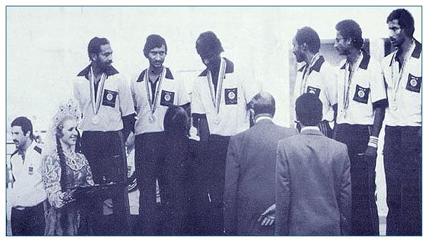 Indian Hockey - 1980 Olympics