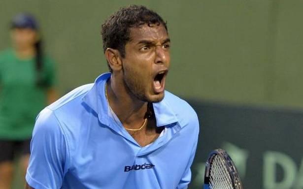 ATP Tennis - Ramkumar Ramanathan