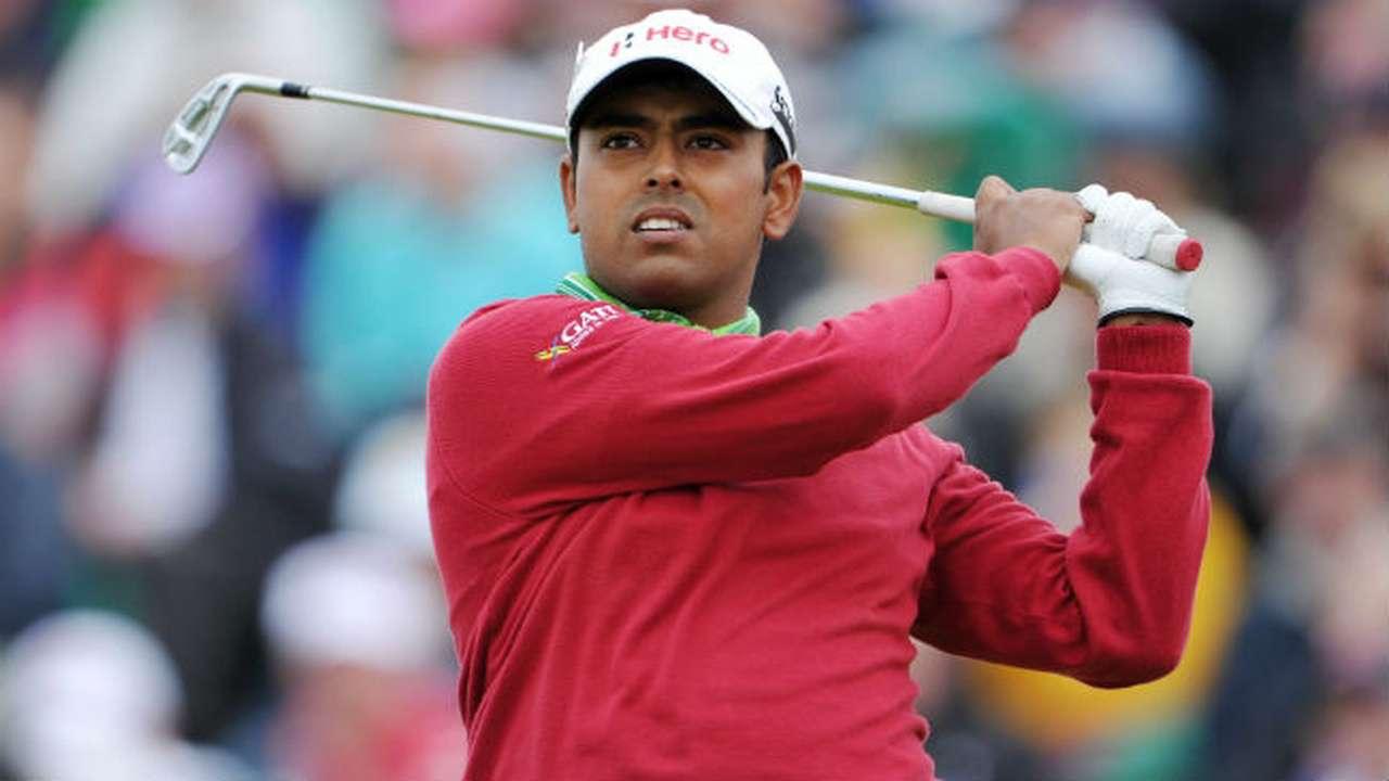 Indian Golfers - Anirban Lahiri