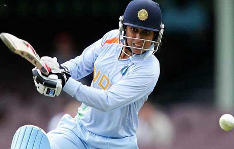 Women Cricketers - Anjum Chopra