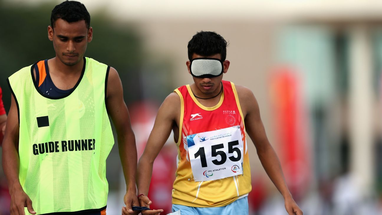 Paralympic Athletes - Ankur Dhama