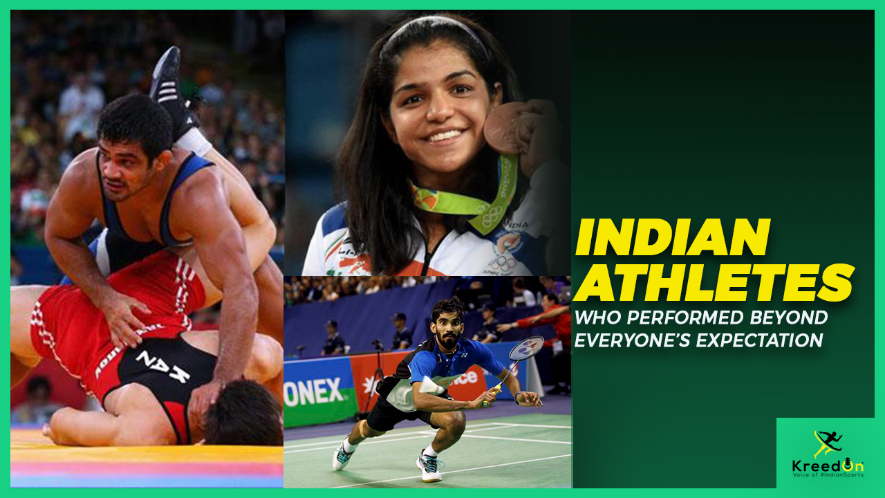 indian athletes kreedon