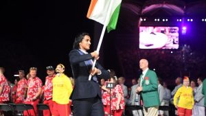 Commonwealth Games PV Sindhu KreedOn