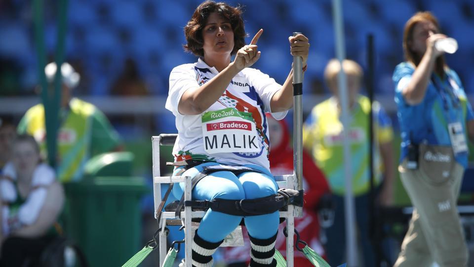 Paralympic Athletes - Deepa Malik
