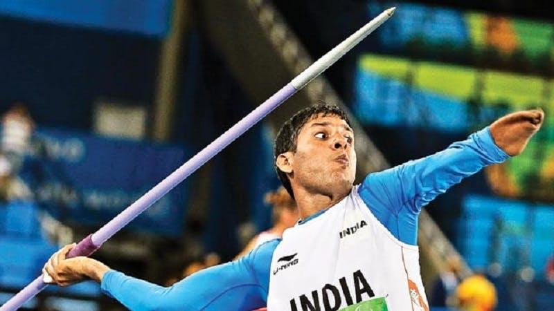 Paralympic Athletes - Devendra Jhajharia