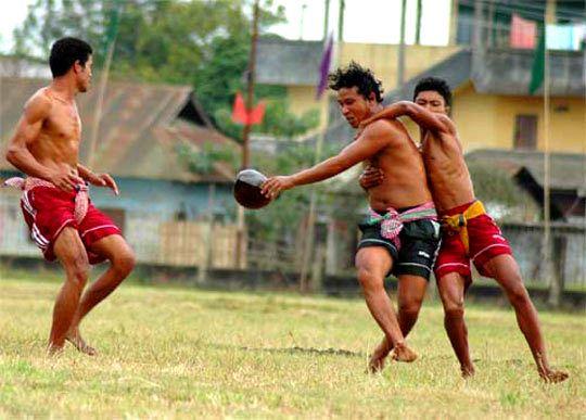 Dhopkhel - Tempting Sports