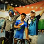 Esow Alben from Indian Cycling Team crowned World No. 1