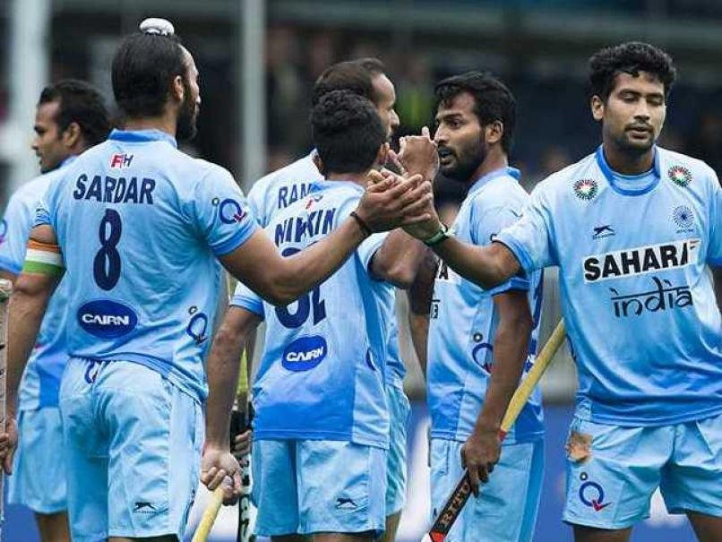 Indian Hockey - HWL 2015