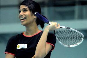 Joshna Chinappa - Indian Squash Player - KreedOn