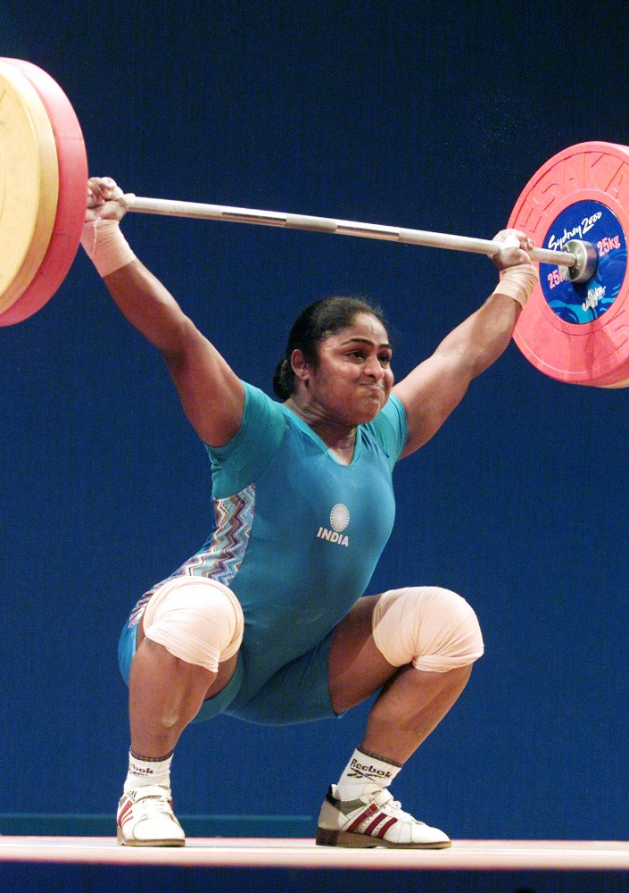 Indian Champions - Karnam Malleswari