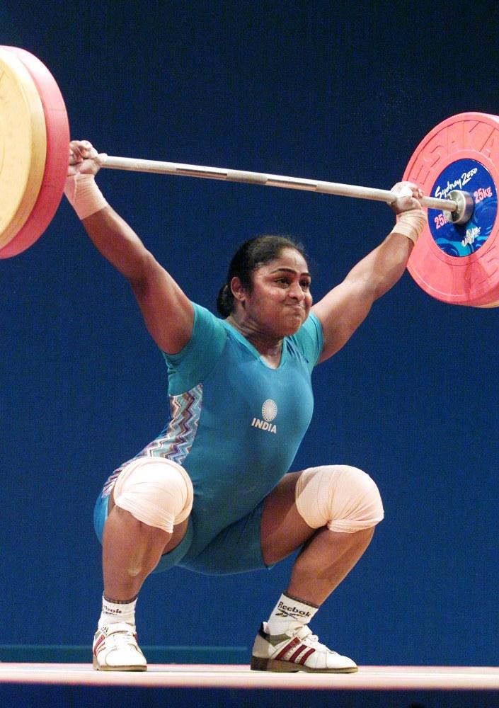 Indian Champions - Karnam Malleswari