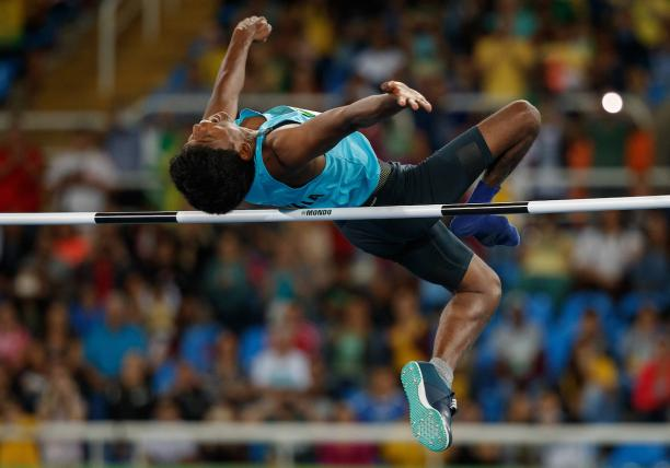 Paralympic Athletes - Mariyappan Thangavelu