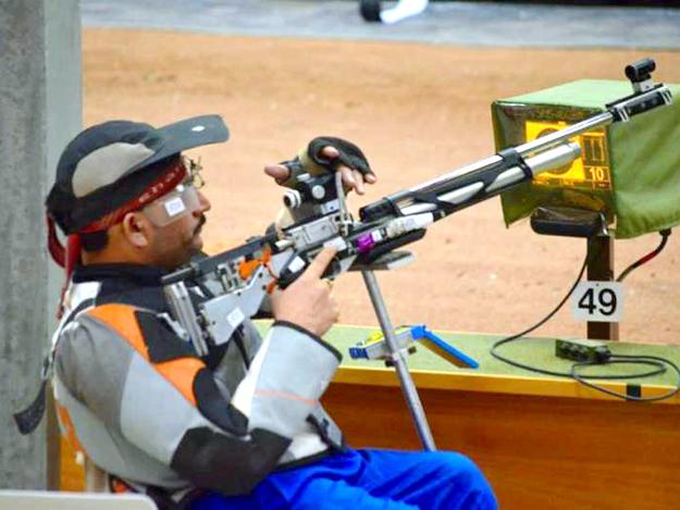 Paralympic Athletes - Naresh Kumar