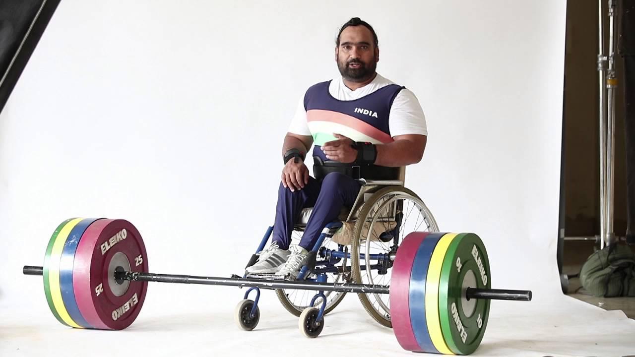 Paralympic Athletes - Rajinder Singh