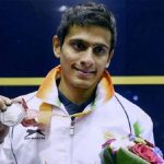 Saurav Ghosal carrying Squash hopes at the Asian games 2018