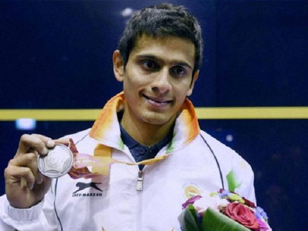 Saurav Ghosal – highest ranked Indian squash player