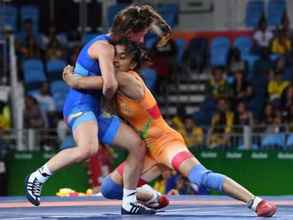 Vinesh Phogat bout in Rio KreedOn